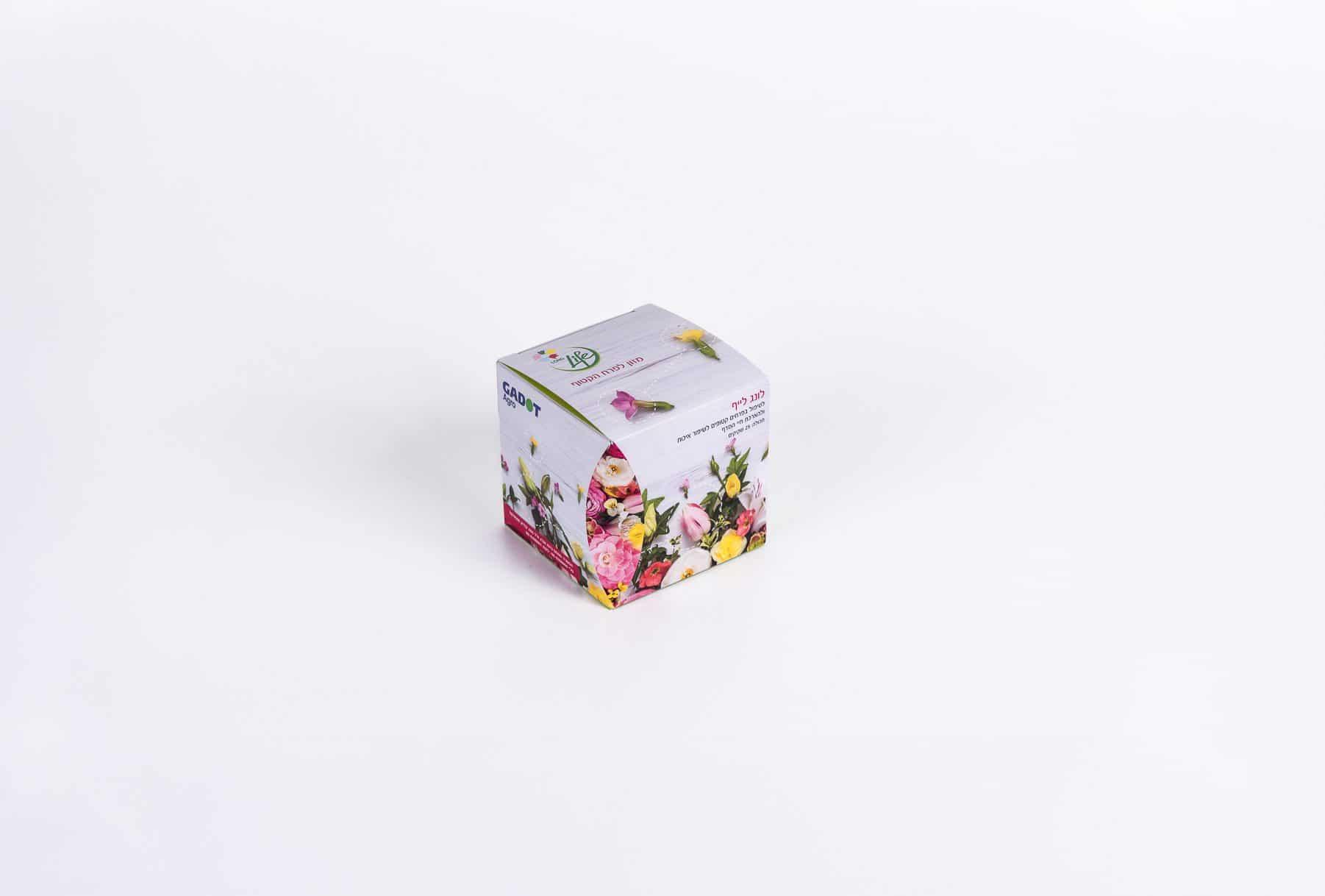 קופסאות מקרטון מעוצבות