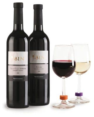 הדפסת מדבקות לבקבוקי יין עבור יקב בנימינה