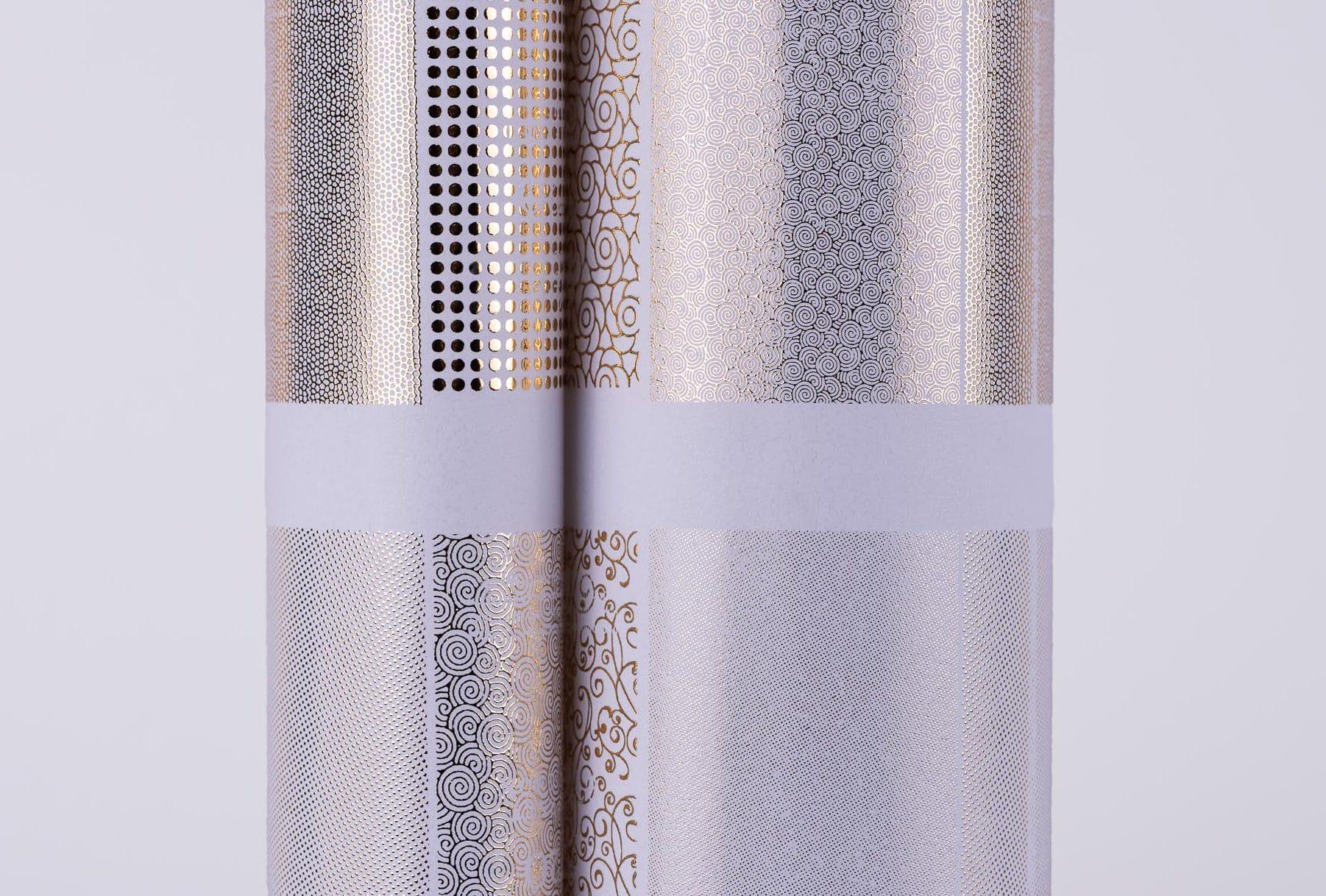 השבחות דפוס - לכה סלקטיבית ולכה מובלטת למדבקות ותוויות