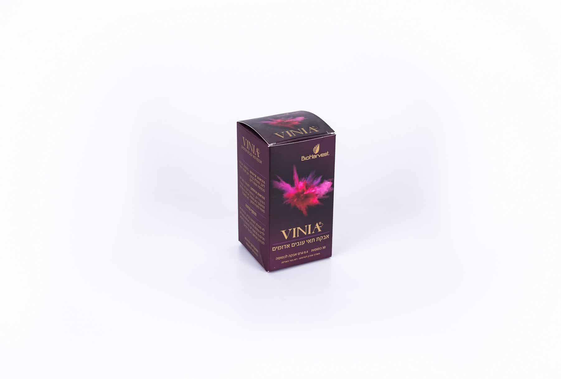 מארזים לתוספי מזון - VINLA