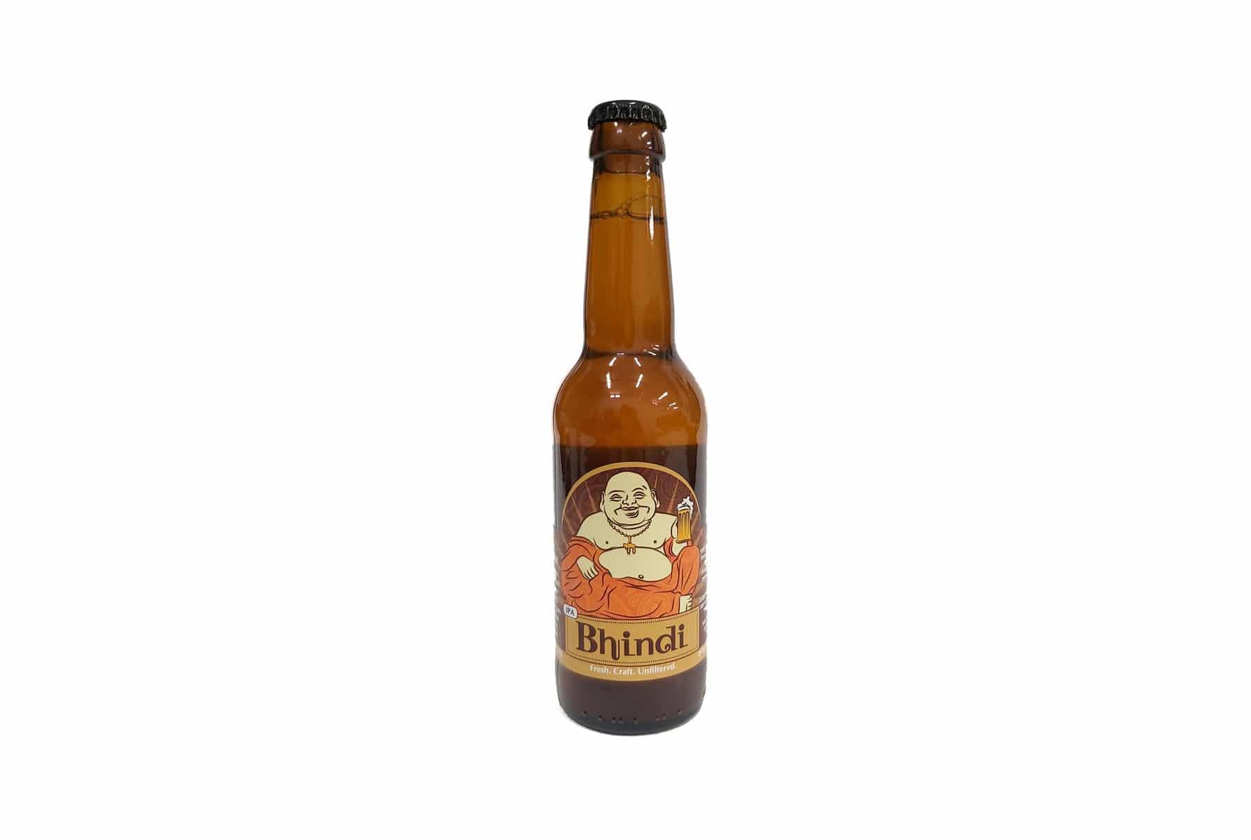 """אנו בפאר פרינט הדפסנו תוויות בירה לחברת בינדי, בירה שמיוצרת ב מבשלת הארץ, שנוסדה על ידי """"ביר בזאר"""". המבשלה מייצרת בירות נוספות של הביר בזאר """"חתול שמן"""" ו- """"דודה'שך""""."""