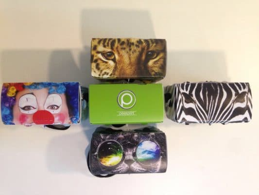 מוצרים שונים שעוצבו והודפסו בשיטת דפוס אופסט במפעלים של פאר פרינט בנס ציונה